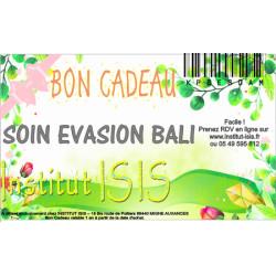 Bon Cadeau Evasion Bali